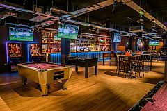 Exclusive Sports Bar Christmas Celebration Christmas Party in Birmingham