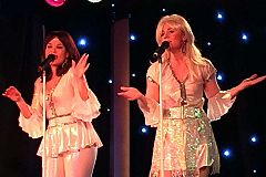 Abba Tribute Night Christmas Party in Brighton