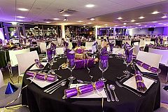 Exclusive Celebration at The Pavilion Christmas Party in Bristol