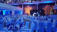 Exclusive Snow Ball Celebration Cardiff Christmas Party in