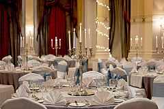 Exclusive White Christmas Celebration Christmas Party in Exeter
