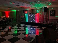 Jingle Bell Rock Party Nights Christmas Party in