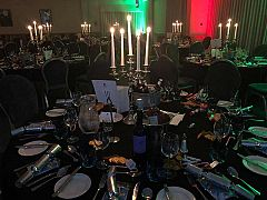 Exclusive Party Nights Strathclyde Christmas Party in