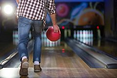 Festive Bowling and Quasar Celebration Christmas Party in