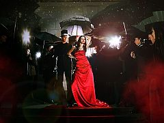 Exclusive Premier - Red Carpet in The Riviera! Christmas Party in