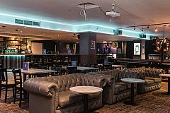 Exclusive Sports Bar Christmas Celebration Christmas Party in Leeds