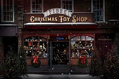 Christmas 'Toy Shop' Themed Party Christmas Party in Leeds