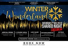 Winter Wonderland 2019 Christmas Party in
