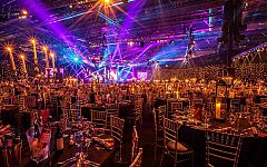 Exclusive Aspen Rocks Christmas Party in Liverpool