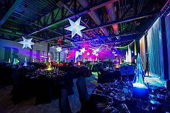 White Star Christmas Celebration Christmas Party in