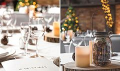 Private Christmas Event at St Katharine Docks Christmas Party in London