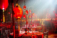 Cirque Shanghai Christmas Party in London