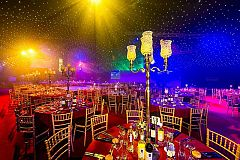 Exclusive Glitterball Christmas Party in London