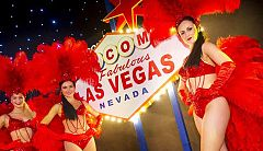 Exclusive Viva Vegas Christmas Party in London