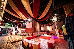 Exclusive Vintage Circus Christmas Party in London