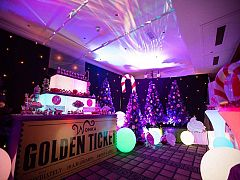 Marble Arch Shared Party Nights Christmas Party in London
