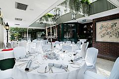 Winter Wonderland Christmas Dining Package Christmas Party in London