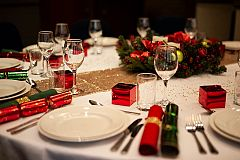 Private Christmas Party with Buffet Christmas Party in London