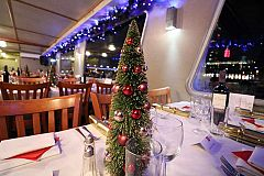 Exclusive Thames Christmas Party Cruise Christmas Party in London
