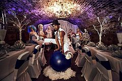 Themed Christmas Lunch at Stunning Vaulted Venue Christmas Party in London