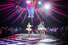 Exclusive Dream Circus Christmas Party in London