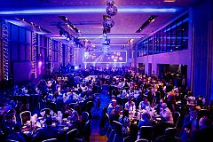 Work's finished for Christmas Party Night Christmas Party in Manchester