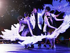 Exclusive Roaring Twenties Christmas Party in
