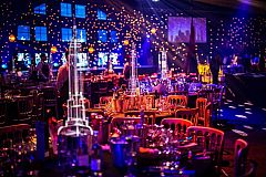 New York Nights Christmas Party in Manchester