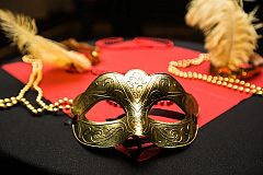 Exclusive Christmas Masquerade Celebration Manchester Christmas Party in Manchester