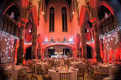 Christmas Talk and Lunch at Magnificent Monastery Venue Christmas Party in Manchester