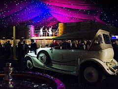 The Roaring Twenties Christmas Party in Milton Keynes