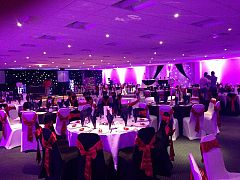 Exclusive Christmas Spectacular Christmas Party in Northampton