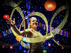 Exclusive Rio Carnival Christmas Party in Nottingham