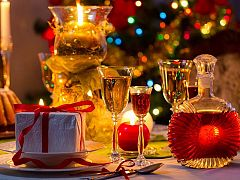 All Inclusive Festive Party Christmas Party in