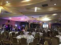 Exclusive Snow Ball Themed Nights Christmas Party in