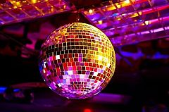 80's Disco Fever Dance Night Christmas Party in