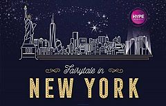 Exclusive Fairytale in New York Christmas Party in Swindon