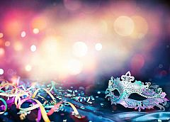 Exclusive Masquerade Christmas Party Christmas Party in Tunbridge Wells