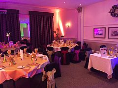 Spectacular Glitter Ball Party Night Christmas Party in Warwickshire