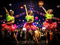 Exclusive Rio Carnival Christmas Party in Weybridge