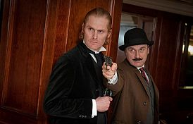 Sherlock Holmes Murder Mystery Party Christmas Party in London
