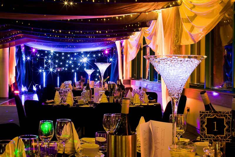 Exclusive Bespoke Christmas Party Nights