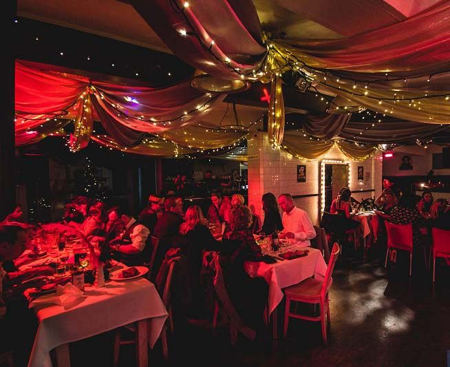 Exclusive 1920's Christmas Prohibition Party