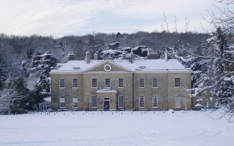 Christmas At The Country House