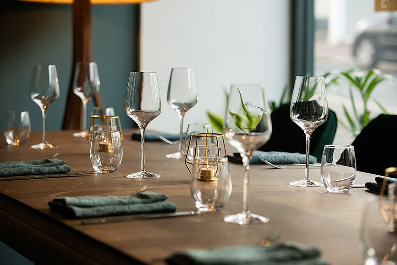 Festive Private Dining Experience