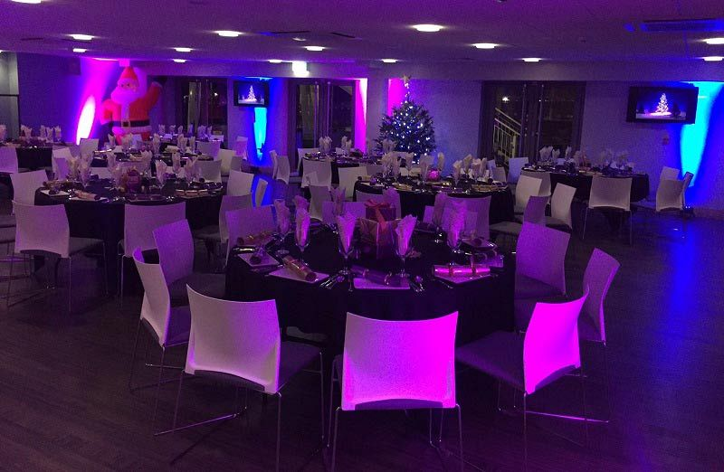 Pavilion Christmas Party Nights