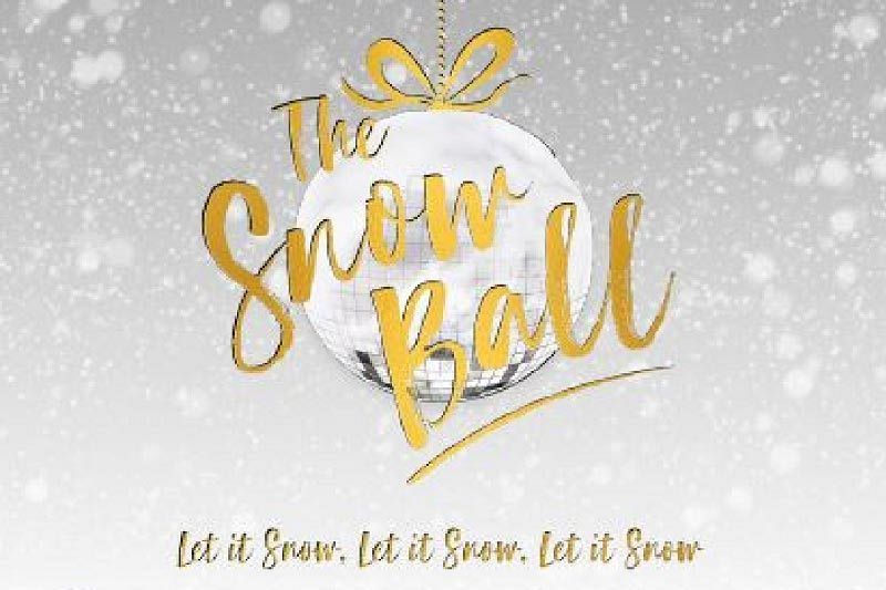 Exclusive 'Snow Ball' Christmas Party