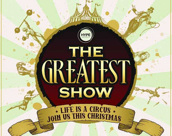 The Greatest Show! Exclusive Party