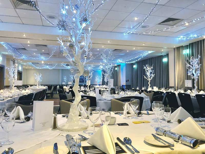 All Inclusive Christmas Joiner Parties