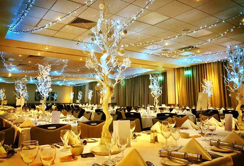 Exclusive All-Inclusive Christmas Parties